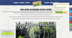 Preview of fieldsportuk.co.uk